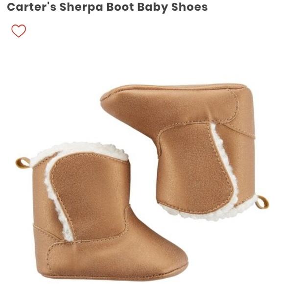 Carter's Other - Baby Booties Carter's Newborn
